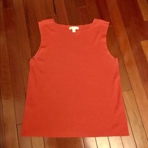 NWOT Coldwater Creek Top in Rust Size XL